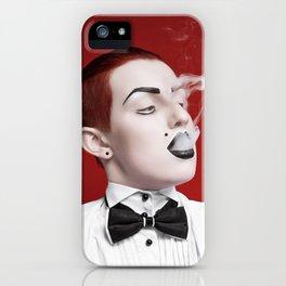 gentlewoman iPhone Case