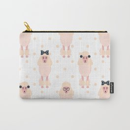 Cute Dog Lover Patterns Carry-All Pouch