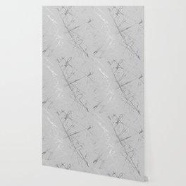 Silver Splatter 089 Wallpaper