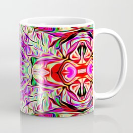Metatronic Light Design Coffee Mug