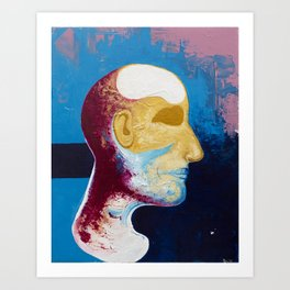 Open Mind Art Print