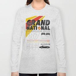 Grand National Long Sleeve T-shirt