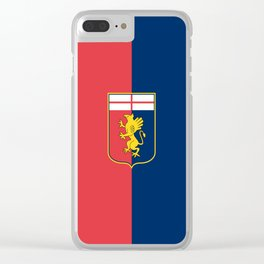 football team Clear iPhone Case