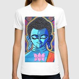Buddha Pop  T-shirt