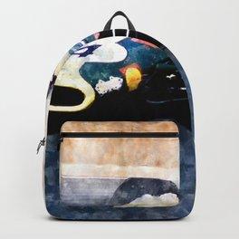 Jim Clark, Lotus Backpack