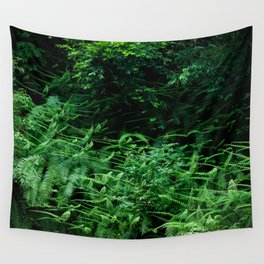 Temple Ravine Wall Tapestry