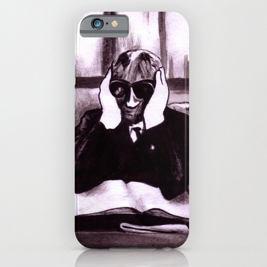 The Invisible Man iPhone & iPod Case