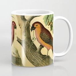 7 Birds Coffee Mug