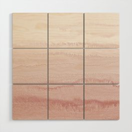 WITHIN THE TIDES - BALLERINA BLUSH Wood Wall Art