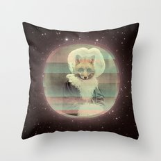 we leave no one behind  Throw Pillow