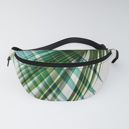 Palm Leaf, Botanical Leaves Fanny Pack