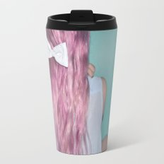 Nebula Girl Travel Mug