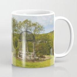 Gazebo in the Spring Coffee Mug