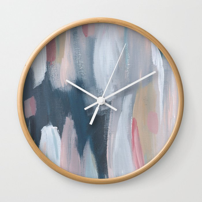 Oyster's Pearl Wall Clock