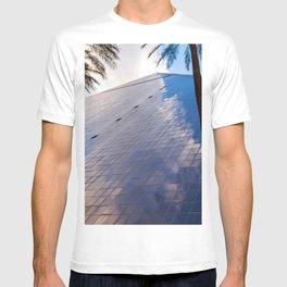 Las Vegas Luxor Pyramid Reflections T-shirt