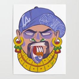 DTM Azteca Poster
