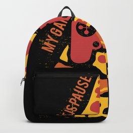 Feed Me Pizza - Gift Backpack