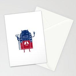 Demon-Crazy Stationery Cards