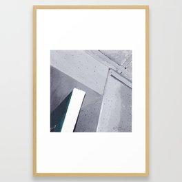 The Inimitable Door Framed Art Print