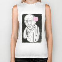 picasso Biker Tanks featuring Picasso by DonCarlos