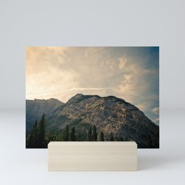 From the Bow River Mini Art Print