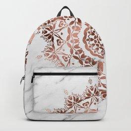 Mandala Boho Bohemian III Backpack