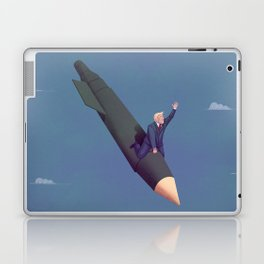 MOAB  The Mother of All Bombs Laptop & iPad Skin
