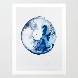 Sea & Me 28 Art Print