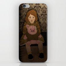 Anti Social Personality Disorder iPhone & iPod Skin