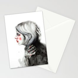 I need protection Stationery Cards