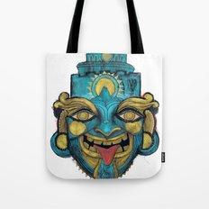 Morpho Mask Tote Bag
