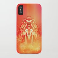 prometheus iPhone & iPod Cases featuring Prometheus Uprising by chyworks