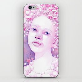 Infectious Innocence iPhone Skin
