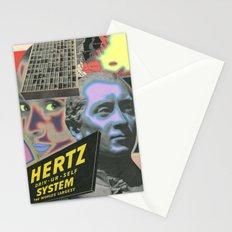 HERTZ Stationery Cards