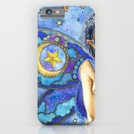 Mondmottenfee iPhone Case