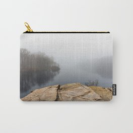 Foggy reflections Carry-All Pouch