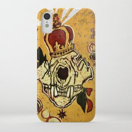 Starved-Nation iPhone Case
