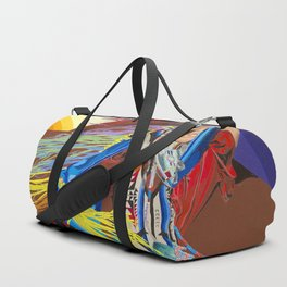 Lost in the Moment Duffle Bag