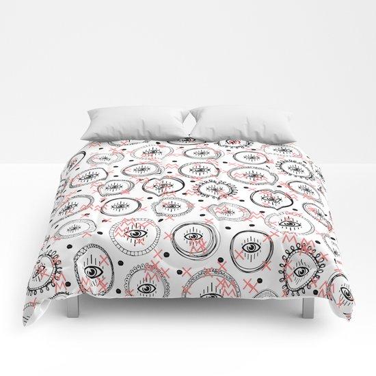E.Y.E.S. ww Comforters