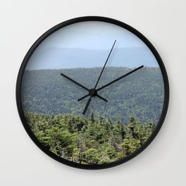 Layerscape Wall Clock