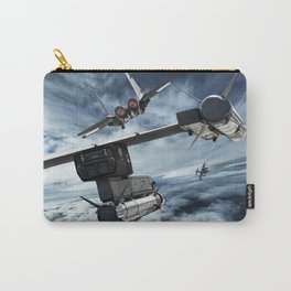 """Sayonara, baby"" Carry-All Pouch"