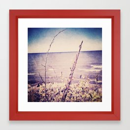 Lake Dreams Framed Art Print