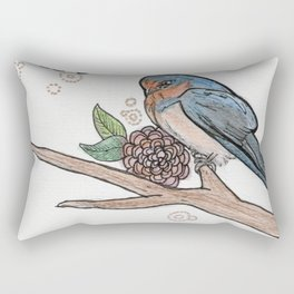 Sparrow and Sparrow Esquire Rectangular Pillow