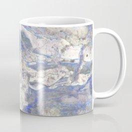 Arabescato-Orobico-Blue-Marble Coffee Mug