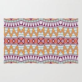 Pink Boho Pattern Rug