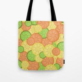 Zesty Pattern Tote Bag