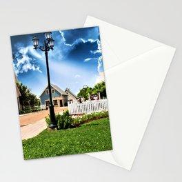 Avonlea Village Under A Dramatic Sky Stationery Cards