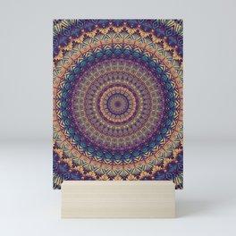 Mandala 454 Mini Art Print