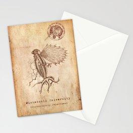 Miskatonic surgery - Elder Thing  (Vetusincola echinomorpho) Stationery Cards