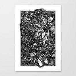 Debon 060412 Canvas Print